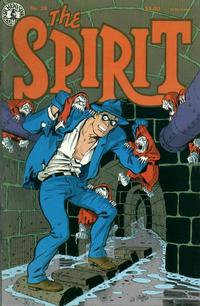 Cover Thumbnail for The Spirit (Kitchen Sink Press, 1983 series) #28