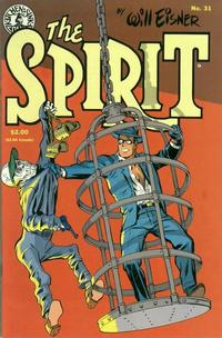 Cover Thumbnail for The Spirit (Kitchen Sink Press, 1983 series) #31
