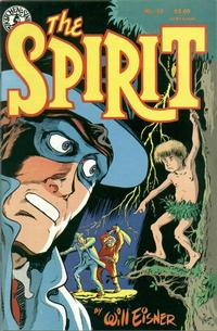 Cover Thumbnail for The Spirit (Kitchen Sink Press, 1983 series) #32
