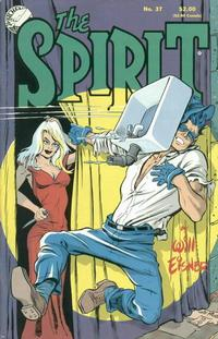Cover Thumbnail for The Spirit (Kitchen Sink Press, 1983 series) #37
