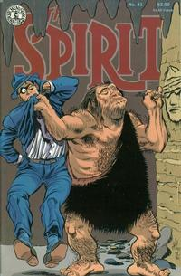 Cover Thumbnail for The Spirit (Kitchen Sink Press, 1983 series) #41