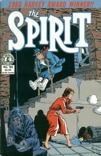 Cover Thumbnail for The Spirit (Kitchen Sink Press, 1983 series) #50