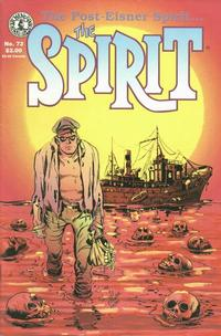 Cover Thumbnail for The Spirit (Kitchen Sink Press, 1983 series) #73
