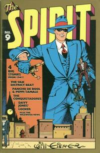 Cover Thumbnail for Spirit: The Origin Years (Kitchen Sink Press, 1992 series) #9
