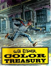 Cover Thumbnail for Will Eisner Color Treasury (Kitchen Sink Press, 1981 series) #[nn]