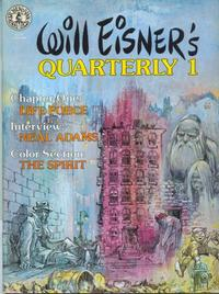Cover Thumbnail for Will Eisner's Quarterly (Kitchen Sink Press, 1983 series) #1