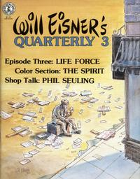 Cover Thumbnail for Will Eisner's Quarterly (Kitchen Sink Press, 1983 series) #3
