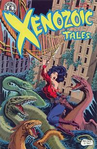 Cover Thumbnail for Xenozoic Tales (Kitchen Sink Press, 1987 series) #4