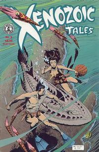 Cover Thumbnail for Xenozoic Tales (Kitchen Sink Press, 1987 series) #5