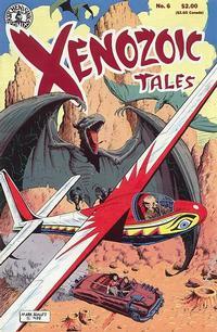 Cover Thumbnail for Xenozoic Tales (Kitchen Sink Press, 1987 series) #6