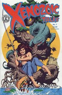 Cover Thumbnail for Xenozoic Tales (Kitchen Sink Press, 1987 series) #7