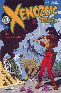 Cover Thumbnail for Xenozoic Tales (Kitchen Sink Press, 1987 series) #9