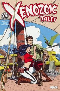 Cover Thumbnail for Xenozoic Tales (Kitchen Sink Press, 1987 series) #11