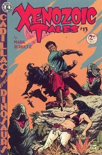 Cover Thumbnail for Xenozoic Tales (Kitchen Sink Press, 1987 series) #13
