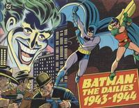 Cover Thumbnail for Batman: The Dailies (Kitchen Sink Press; DC, 1990 series) #1