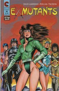 Cover Thumbnail for Ex-Mutants (Malibu, 1987 series) #6