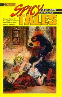 Cover Thumbnail for Spicy Tales (Malibu, 1988 series) #2