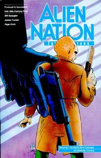 Cover Thumbnail for Alien Nation: The Spartans (Malibu, 1990 series) #4