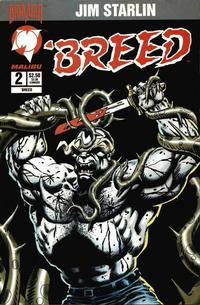 Cover Thumbnail for 'Breed (Malibu, 1994 series) #2