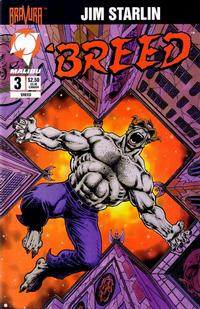 Cover Thumbnail for 'Breed (Malibu, 1994 series) #3