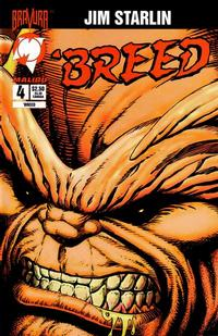 Cover Thumbnail for 'Breed (Malibu, 1994 series) #4
