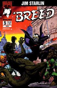 Cover Thumbnail for 'Breed (Malibu, 1994 series) #5