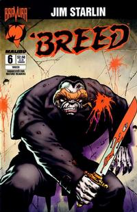 Cover Thumbnail for 'Breed (Malibu, 1994 series) #6