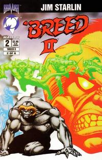 Cover Thumbnail for 'Breed II (Malibu, 1994 series) #2