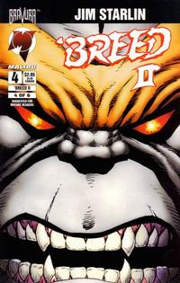 Cover Thumbnail for 'Breed II (Malibu, 1994 series) #4