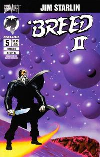 Cover Thumbnail for 'Breed II (Malibu, 1994 series) #5