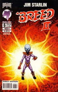Cover Thumbnail for 'Breed II (Malibu, 1994 series) #6
