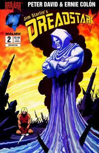Cover Thumbnail for Dreadstar (Malibu, 1994 series) #2