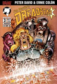 Cover Thumbnail for Dreadstar (Malibu, 1994 series) #3