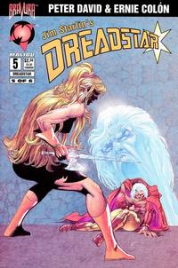 Cover Thumbnail for Dreadstar (Malibu, 1994 series) #5