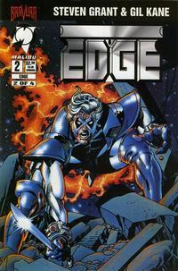 Cover Thumbnail for Edge (Malibu, 1994 series) #2