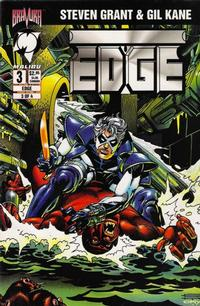 Cover Thumbnail for Edge (Malibu, 1994 series) #3