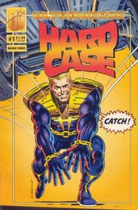 Cover Thumbnail for Hardcase (Malibu, 1993 series) #1 [Regular Edition]