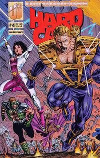 Cover Thumbnail for Hardcase (Malibu, 1993 series) #4