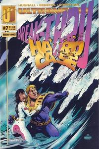 Cover Thumbnail for Hardcase (Malibu, 1993 series) #7