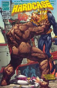 Cover Thumbnail for Hardcase (Malibu, 1993 series) #9 [Direct Edition]