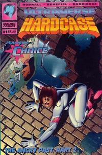 Cover for Hardcase (Malibu, 1993 series) #11