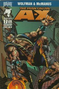 Cover Thumbnail for The Man Called A-X (Malibu, 1994 series) #2