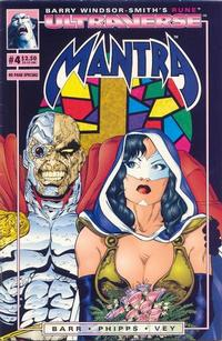Cover Thumbnail for Mantra (Malibu, 1993 series) #4 [Direct Edition]