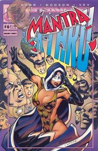 Cover Thumbnail for Mantra (Malibu, 1993 series) #6 [Direct Edition]