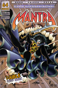 Cover Thumbnail for Mantra (Malibu, 1993 series) #10