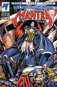 Cover Thumbnail for Mantra (Malibu, 1993 series) #14