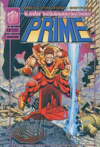 Cover Thumbnail for Prime (Malibu, 1993 series) #2 [Direct]
