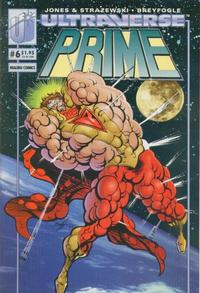 Cover Thumbnail for Prime (Malibu, 1993 series) #6 [Direct]