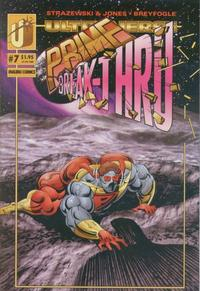 Cover Thumbnail for Prime (Malibu, 1993 series) #7 [Direct]