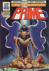 Cover Thumbnail for Prime (Malibu, 1993 series) #8 [Direct]